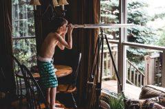Sinkendes Myopierisiko bei Kindern, die mehr Zeit im Freien verbringen?