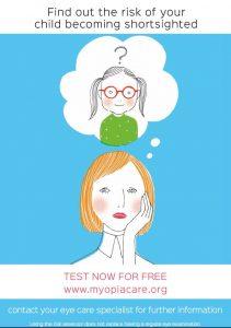 poster myopia care